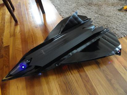Foam Concept Jets